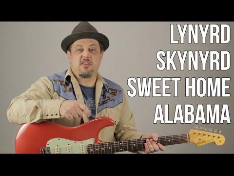 sweet home alabama ukulele tutorial