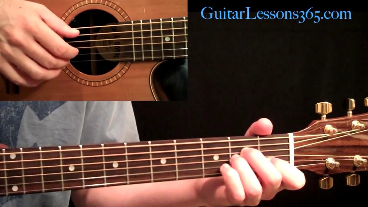 dust in the wind guitar tutorial