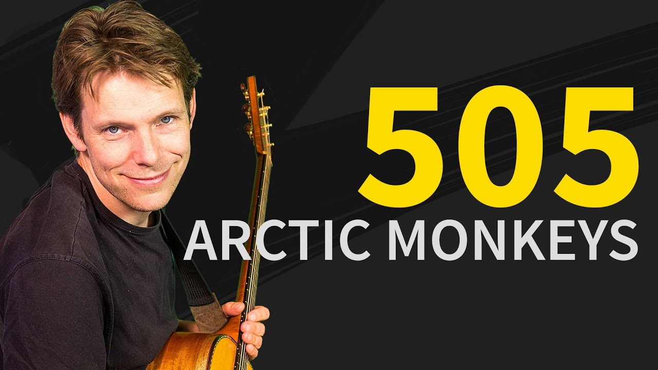 arctic monkeys guitar tutorial