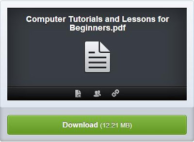 windows 7 tutorial for beginners ppt