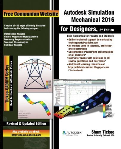 autodesk simulation mechanical tutorial pdf