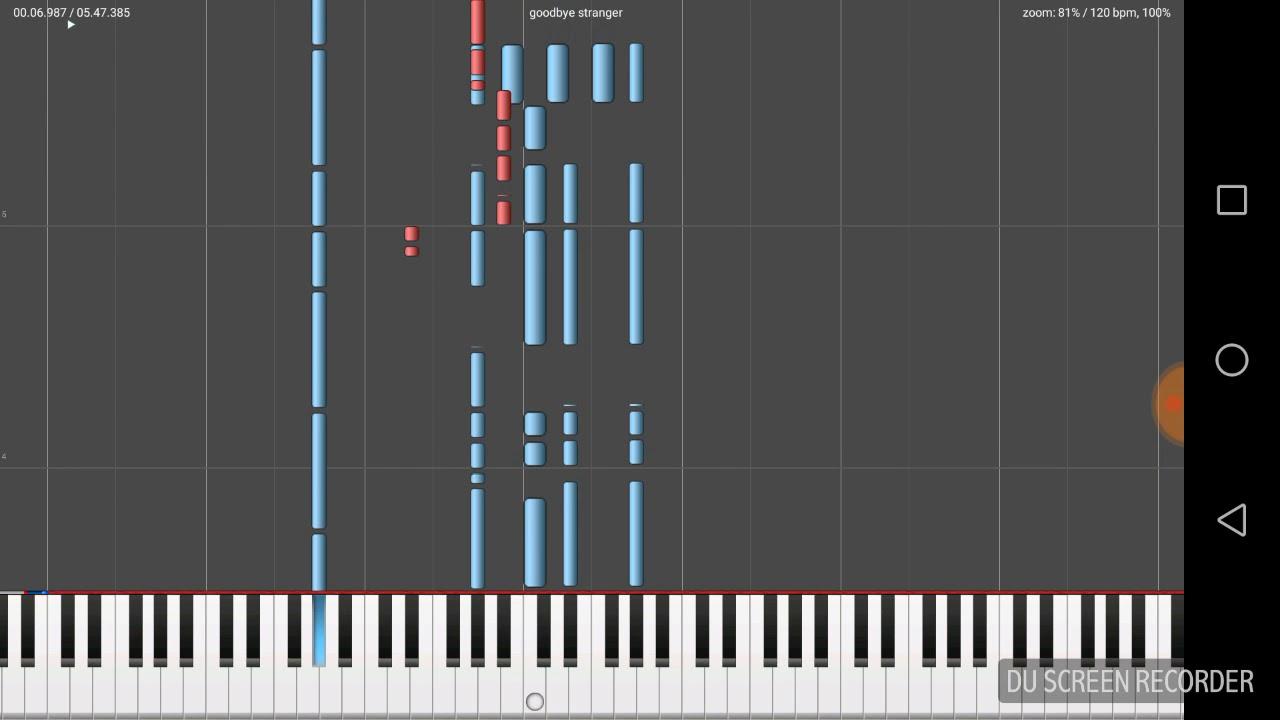 supertramp school piano tutorial