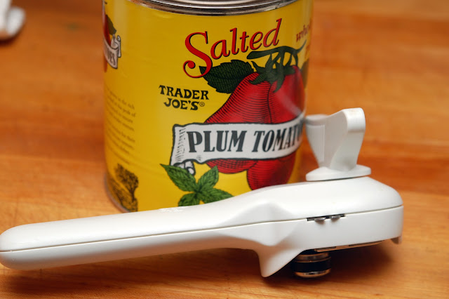 pampered chef can opener tutorial
