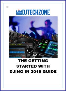 serato dj tutorial pdf