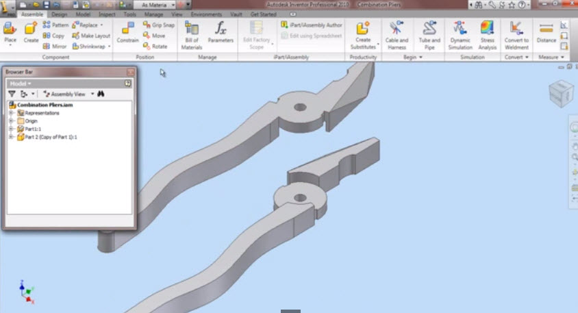 autodesk inventor piping tutorial