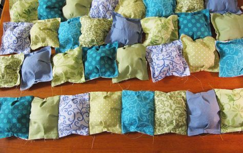puff quilt tutorial youtube