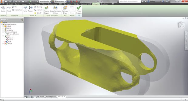 autodesk inventor stress analysis tutorial