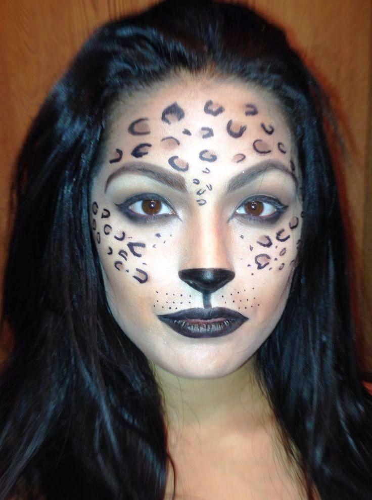 halloween makeup tutorial for kid