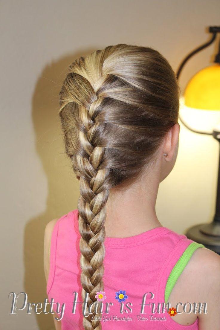 hair up do tutorial