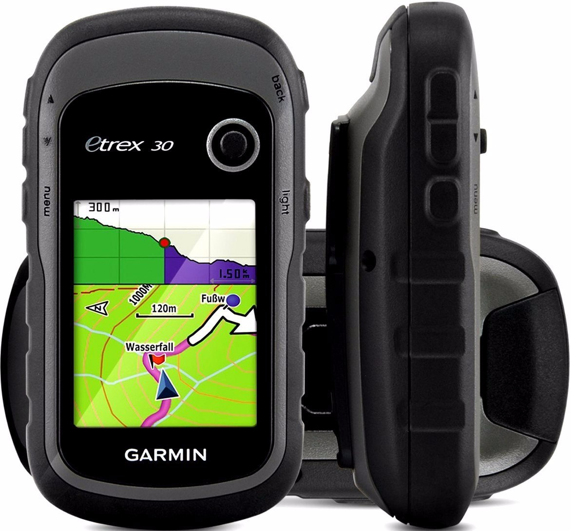garmin etrex 30x tutorial