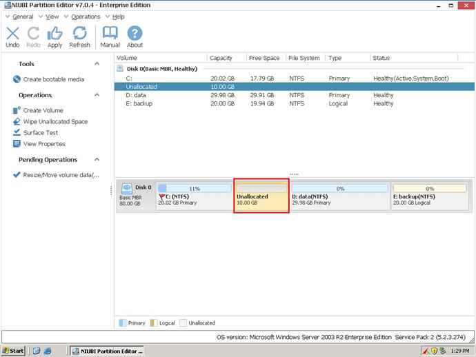 windows server 2003 step by step tutorial