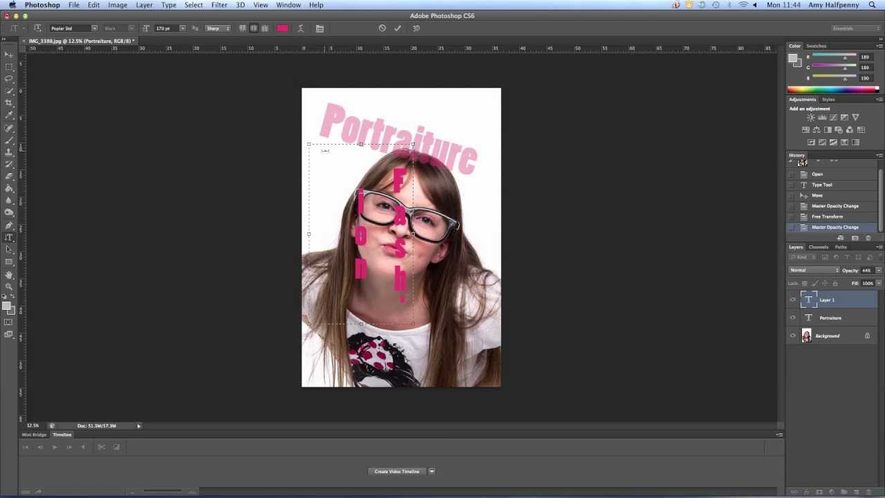 photoshop cs6 layer mask tutorial