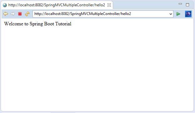 spring boot tutorial javatpoint
