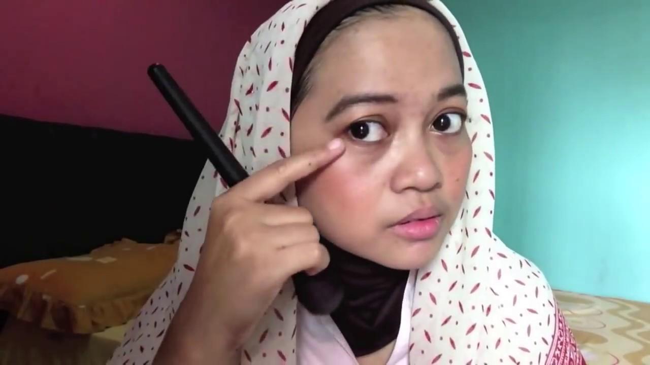 tutorial make up wardah