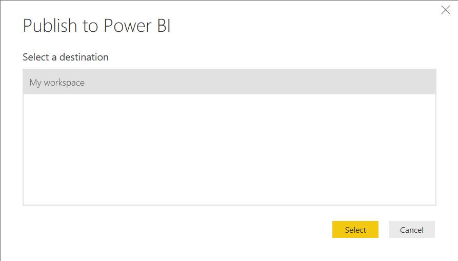 power bi online tutorial