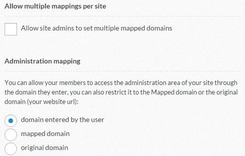 wordpress mu domain mapping tutorial