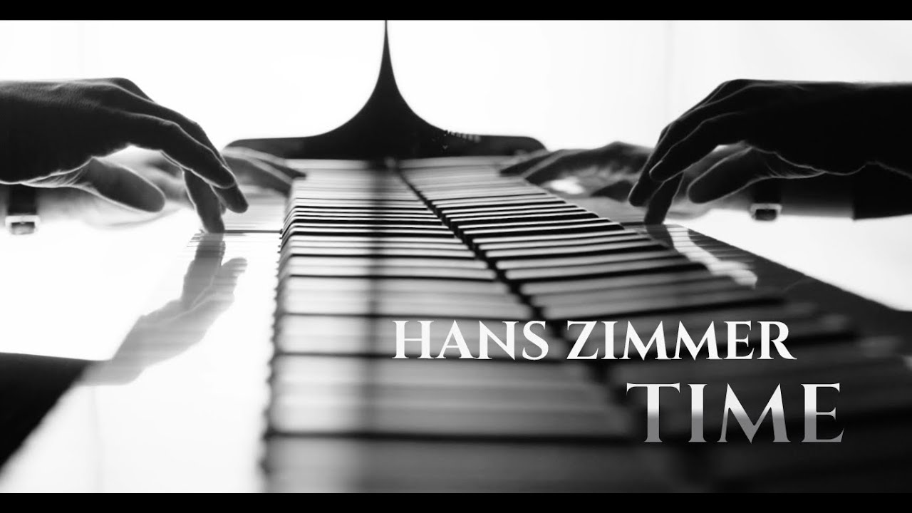 hans zimmer time piano tutorial