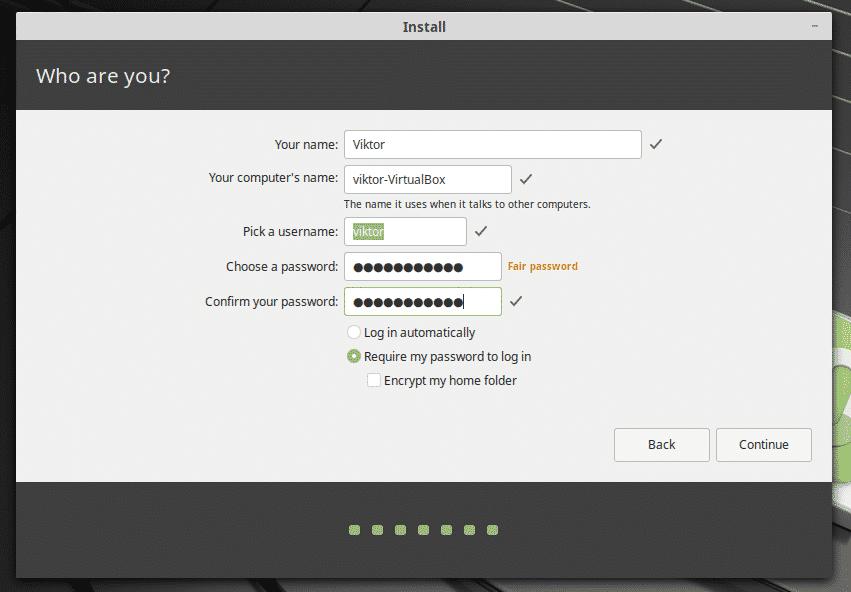 complete linux installer tutorial