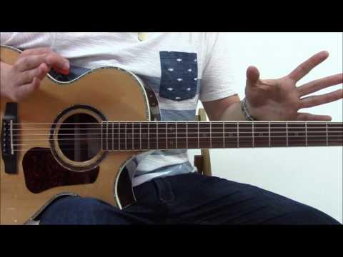hearts don t break around here guitar tutorial