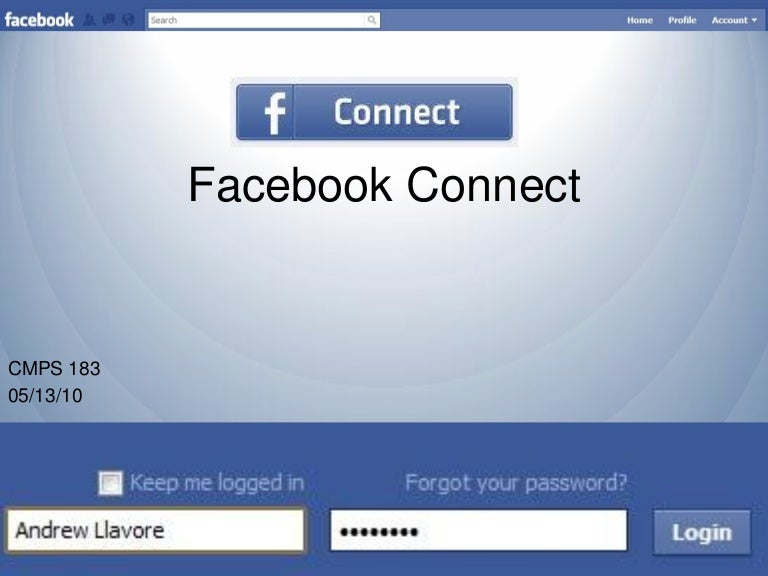 tutorial on how to use facebook