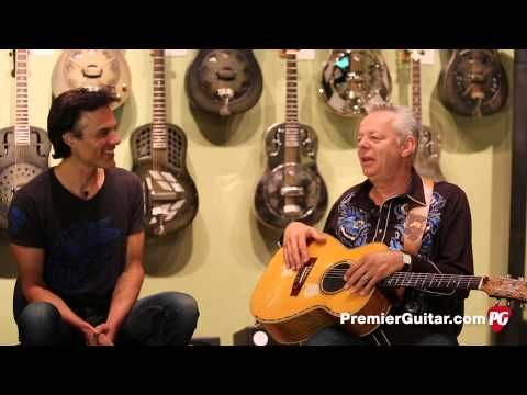 tommy emmanuel classical gas tutorial