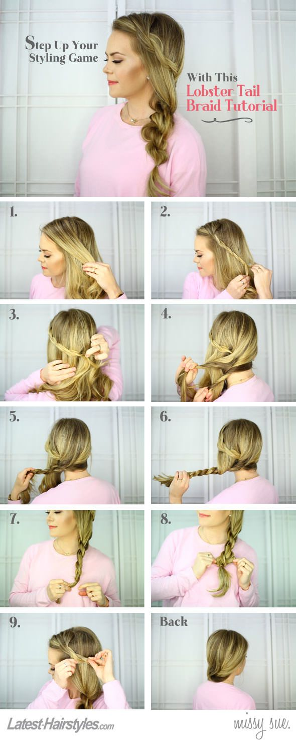 ariana grande hairstyle tutorial