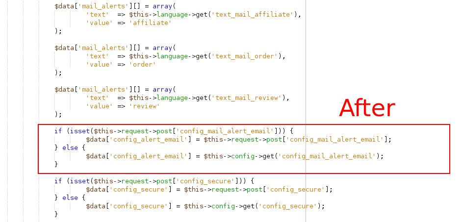 opencart custom module development tutorial