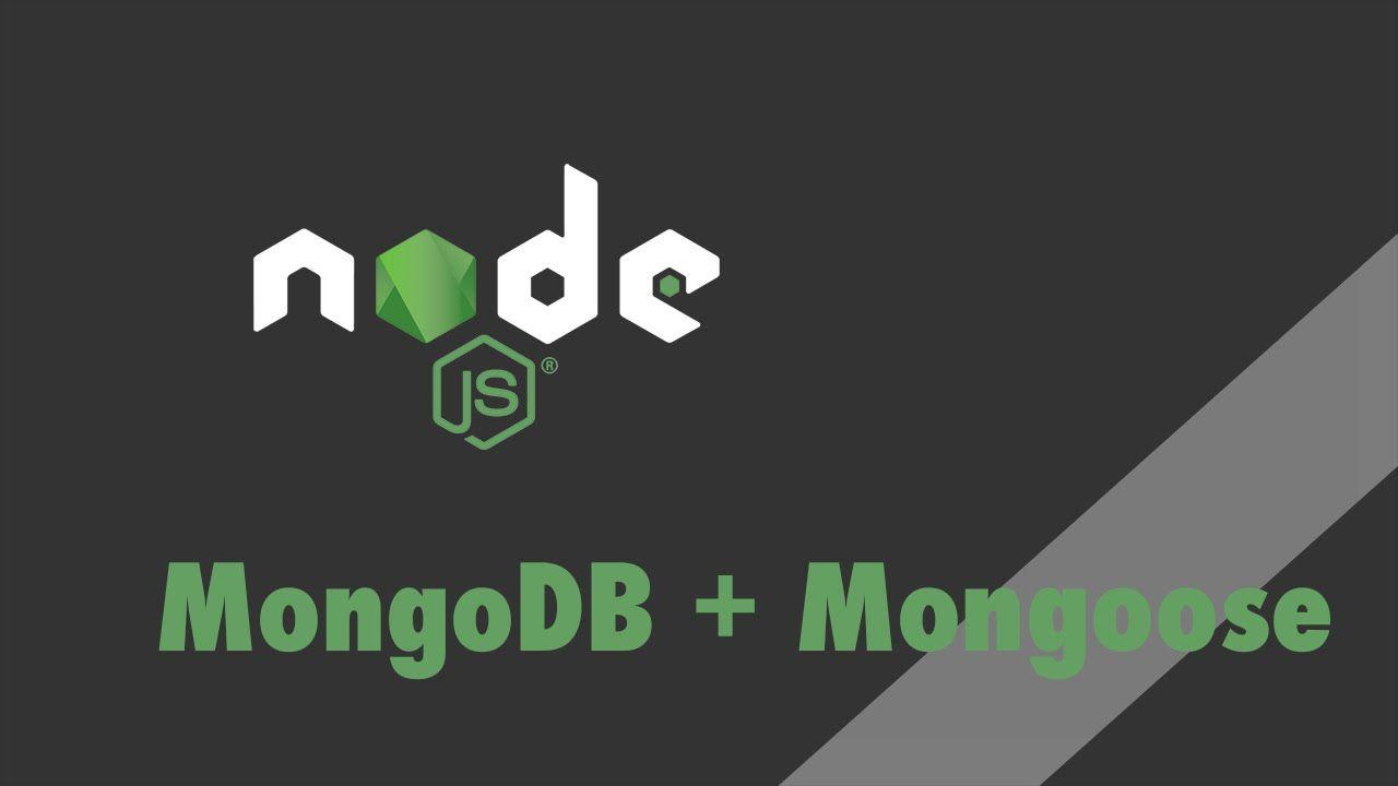 node js mysql tutorial