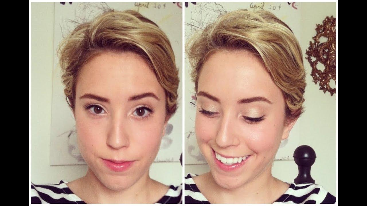 j crew makeup tutorial