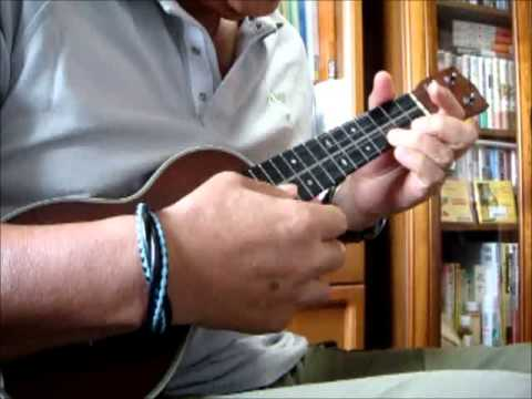 fools rush in ukulele tutorial