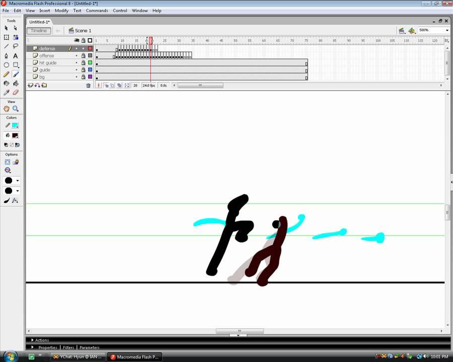 macromedia flash 8 tutorial animation