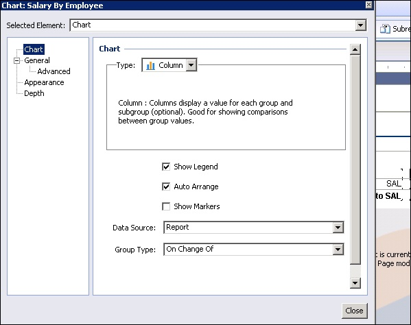 crystal reports advanced tutorial