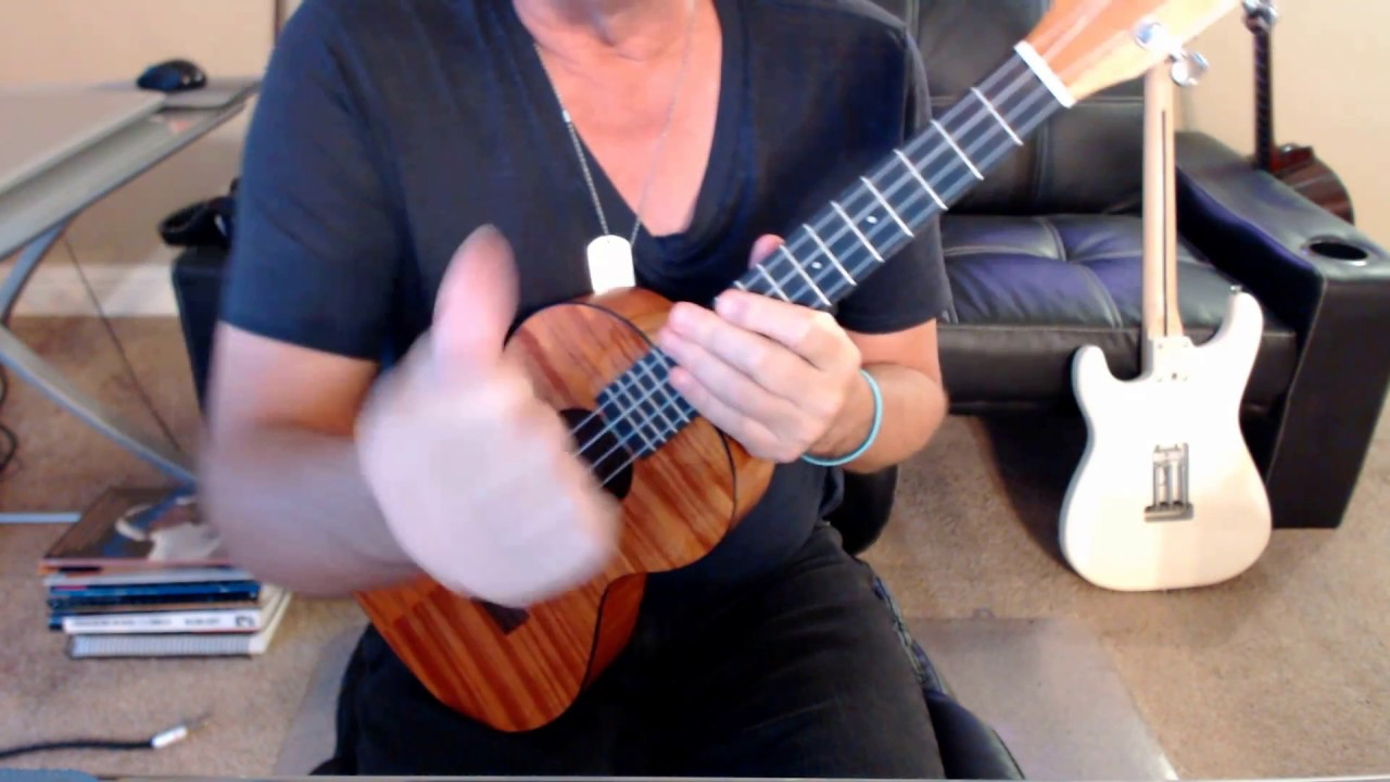 fire and rain ukulele tutorial