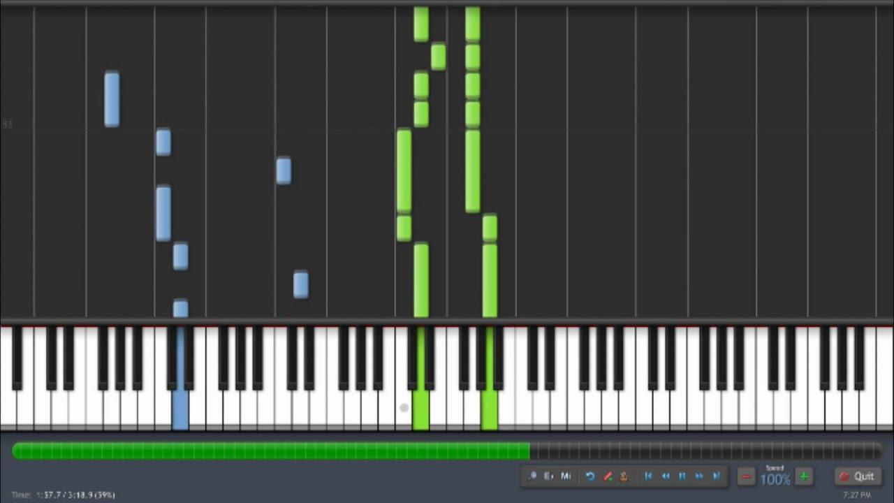 werewolves of london piano tutorial