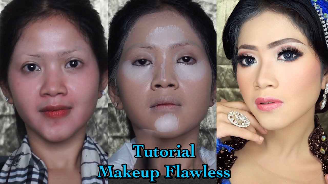 tutorial make up pengantin