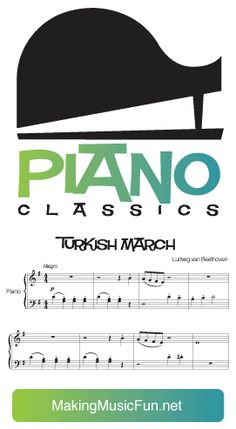 turkish march piano tutorial