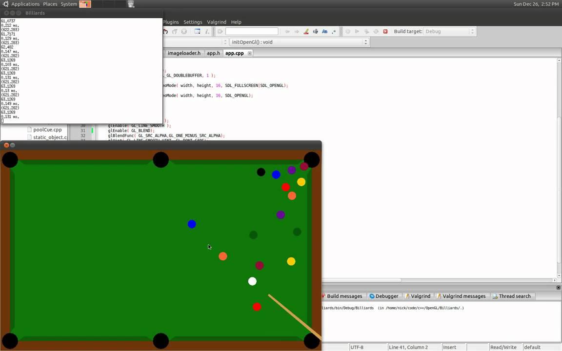 opengl c++ game tutorial