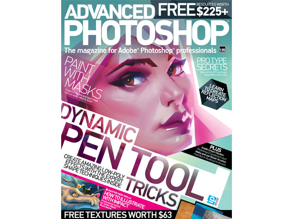 photoshop magazine cover tutorial