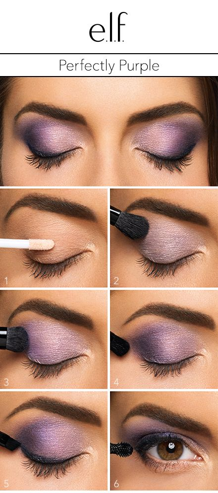 elf baked eyeshadow tutorial