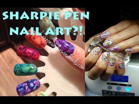 gelish nail art tutorial