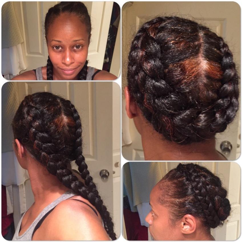 les twins hair tutorial
