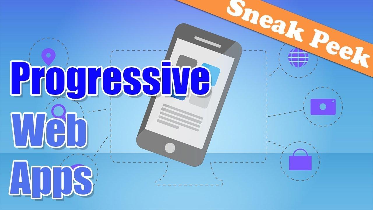 progressive web app tutorial for beginners