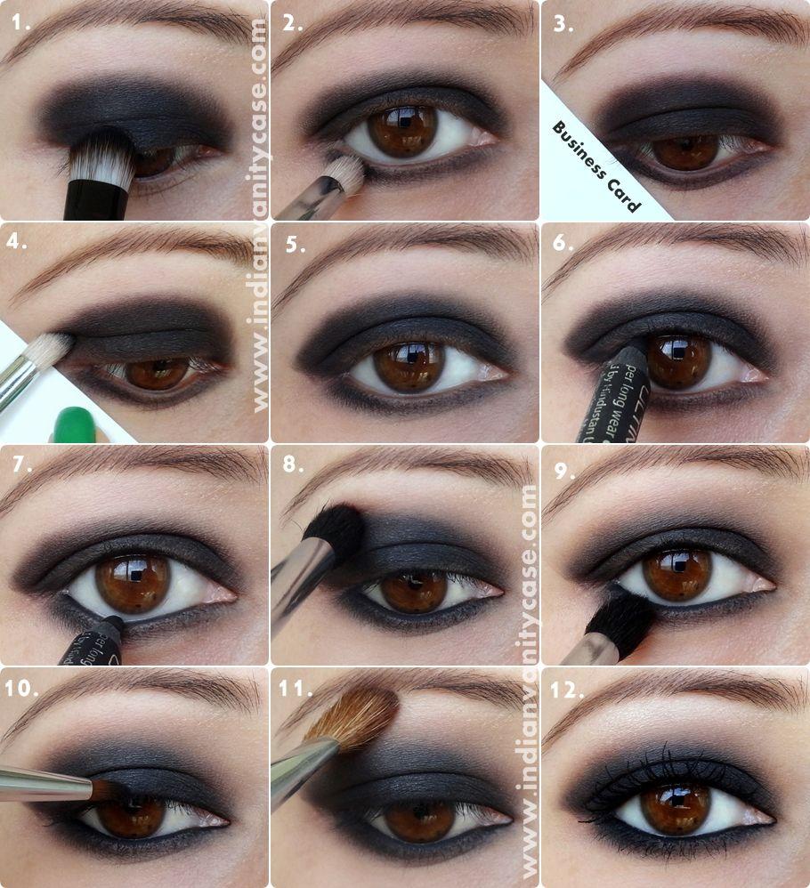 colorful eye makeup tutorial