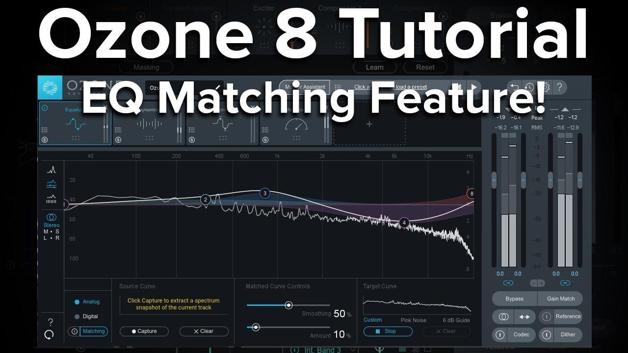 izotope ozone 5 tutorial