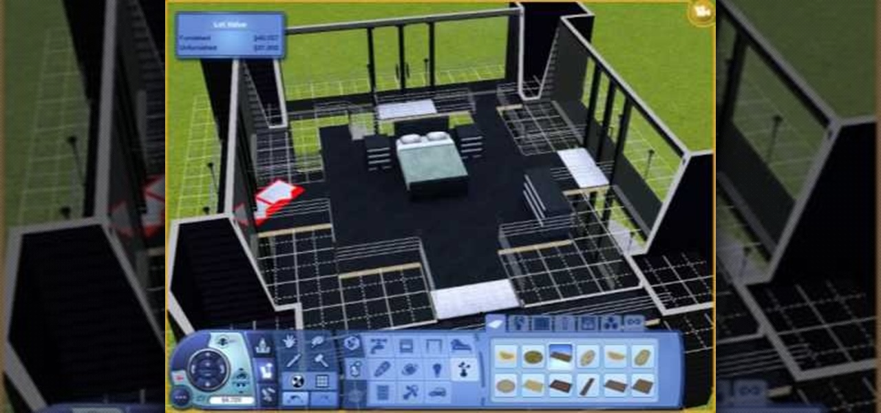 sims 4 house tutorial step by step