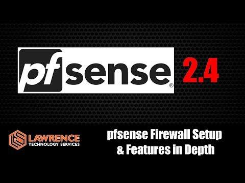 pfsense firewall rules tutorial