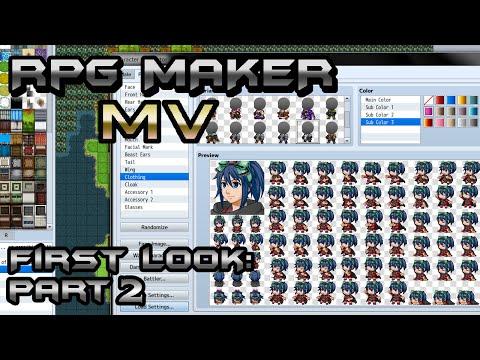 rpg maker mv event tutorial