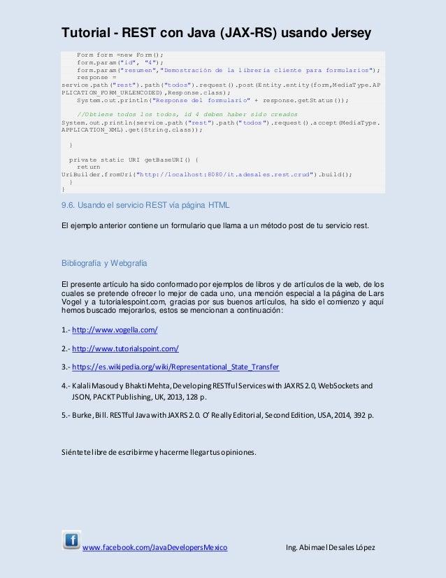 jax rs 2.0 tutorial
