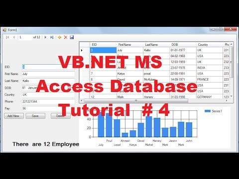 creating a database in access 2010 tutorial