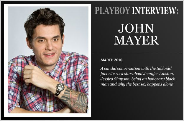 who says john mayer tutorial